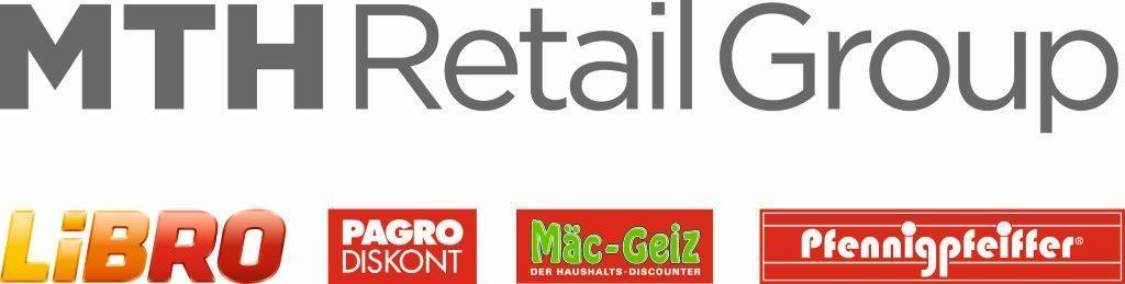 Logo, MTH Retail Group